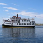 New Hampshire steamship company cuts waste by 70 percent