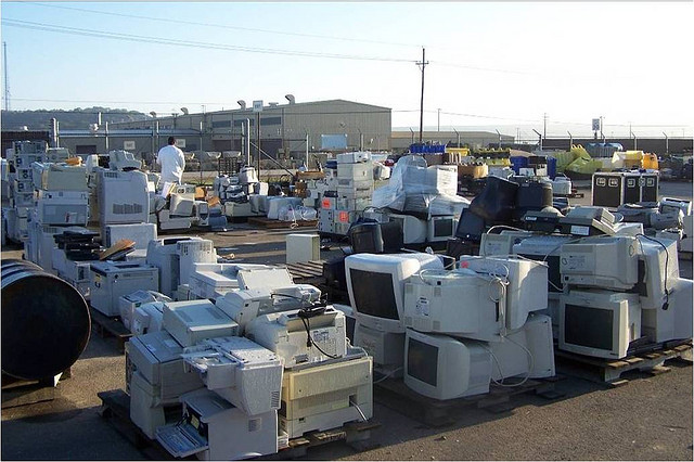 electronics recycling in New York