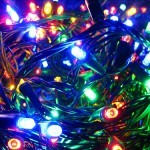 Recycling programs spread cheer with holiday light recycling