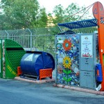 For these kindergartners, recycling is child's play