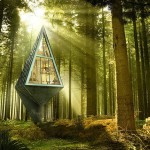Could tree houses provide a solution to urban sprawl?