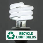 Don't Let Fluorescent Lights Fade Away in Landfills